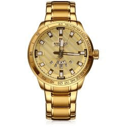 Ceas de mână auriu