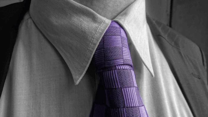 мужской галстук