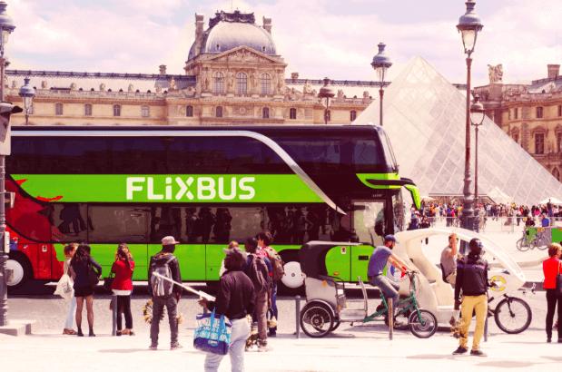 Flix Bus: недорогие автобусы в Европе