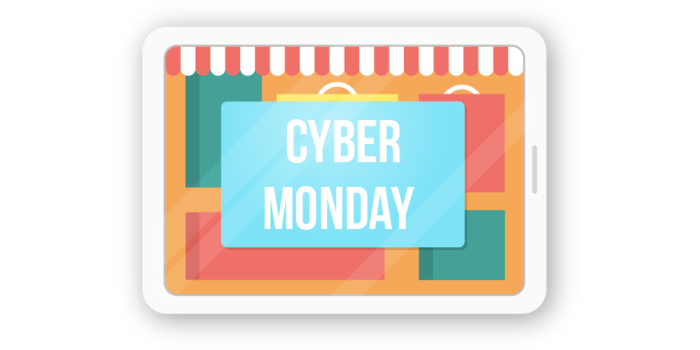 Cyber Monday 2018 Russia