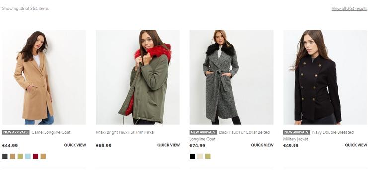 Newlook — женская одежда