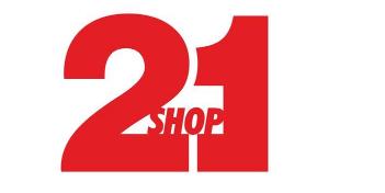 21 shop логотип