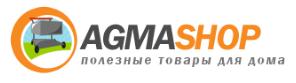 АгмаШоп логотип