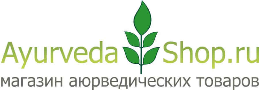 Логотип интернет-магазина AyurvedaShop