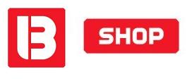 B-shop логотип