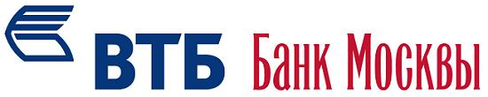 ВТБ. Банк Москвы логотип