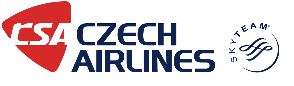 Логотип чешских авиалиний