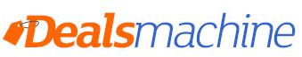 Логотип интернет-магазина Dealsmachine