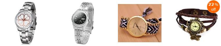 Женские часы в Dealsmachine