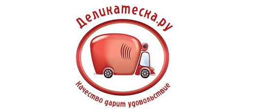 Логотип Деликатеска.ру