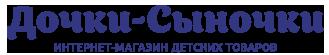 Логотип «Дочки-Сыночки»