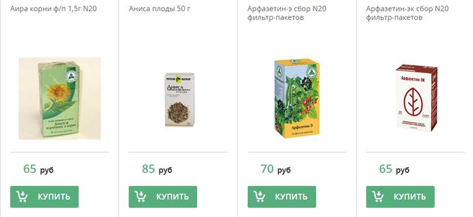 Evropharm.ru — каталог интернет-магазина