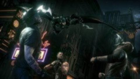 Игра Batman: Arkham Knight