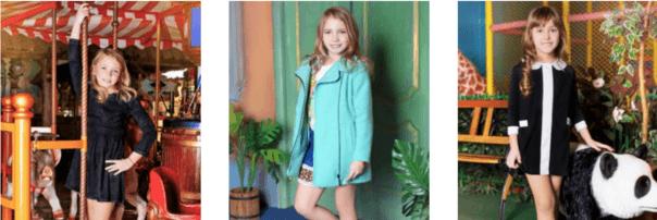 Детская одежда Гепюр