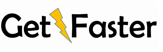 GetFaster логотип