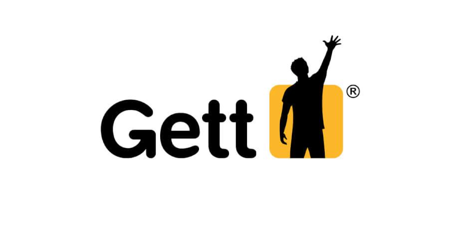 Логотип Gett
