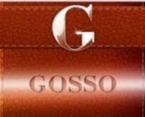 Логотип Gosso Design