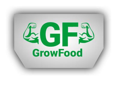 Grow food логотип