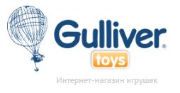 Gulliver-toys логотип