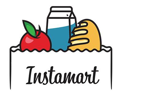 Инстамарт логотип