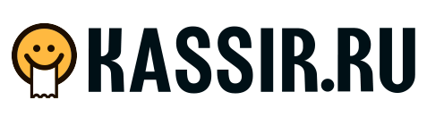 Kassir.ru логотип