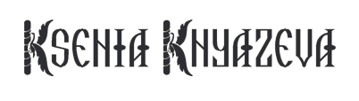 Ксения Князева логотип