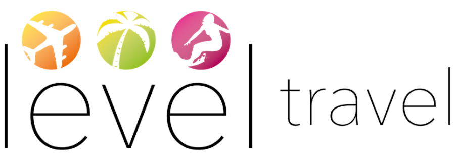 level.travel logo