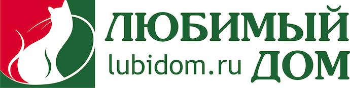 Логотип «Любимый дом»
