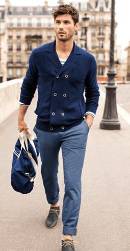 Мужская мода La Redoute