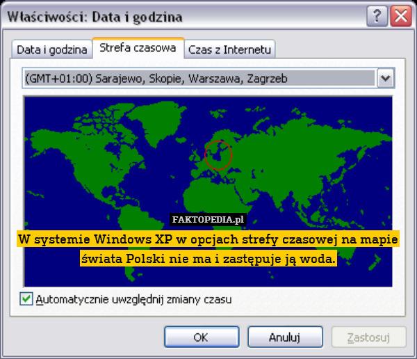 Польша по версии Microsoft