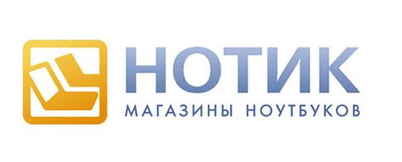 Нотик логотип