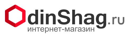 Логотип интернет-магазина Odinshag.ru