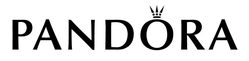 Pandora логотип