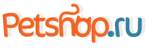 Petshop.ru старый логотип