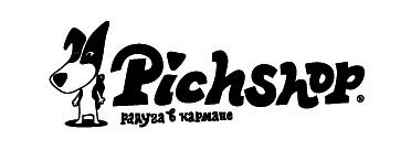 Pichshop – логотип