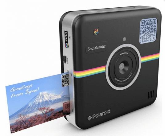 Моментальная фотокамера Socialmatic Polaroid