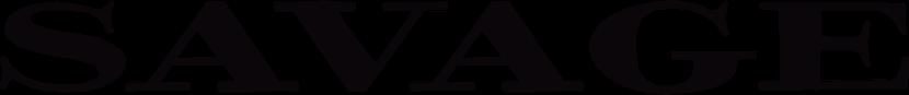 Логотип Savage