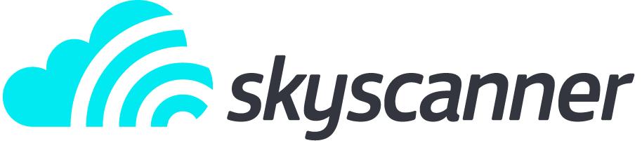 Логотип Skyscanner