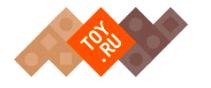 Toy.ru —логотип