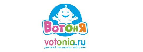 Логотип магазина Votonia