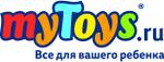 Код на скидку myToys.ru
