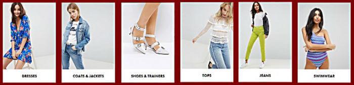 Mode för kvinnor