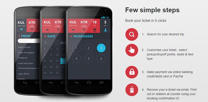 Catch That Bus' mobile app