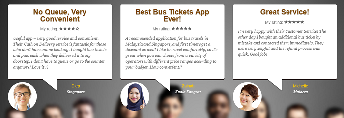 Read the reviews for Catch That Bus'