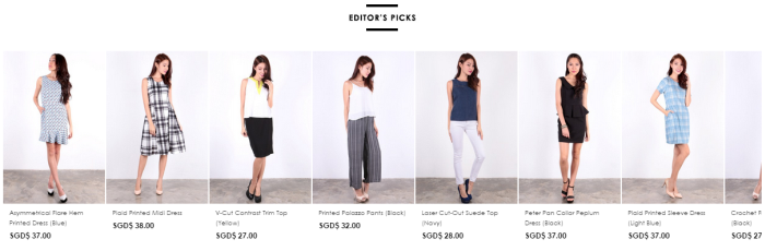 Best picks at Dressabelle