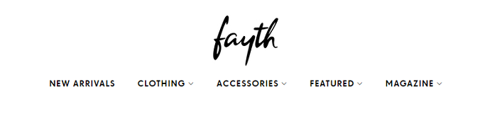Take a look at the Fayth's website
