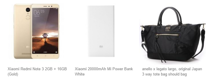 Electronics, fashion items, power banks for less at Lazada