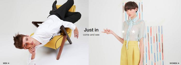 Visit Luisaviaroma's website today