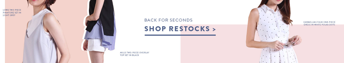 Restock and back orders at Neonmello