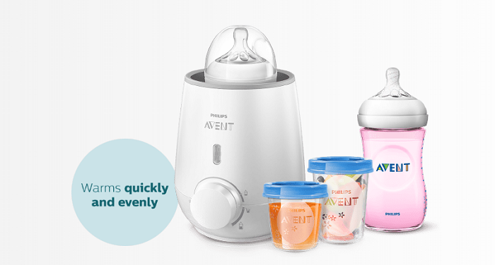 Mother and baby products at Philips